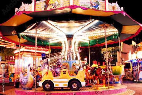 Amusement park of joy