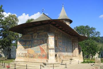 Das Kloster Voronet
