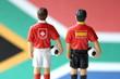 Schweiz gegen Spanien