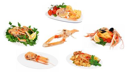 Cucina Italiana...Scampi