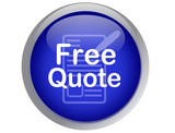 Round knob  free quote with pen and paper poster