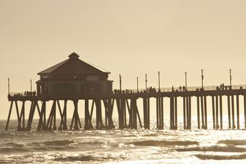 huntigton beach pier 2 of 4
