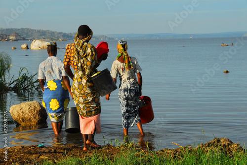 Staande foto Afrika africane