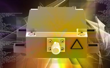 Medical laser