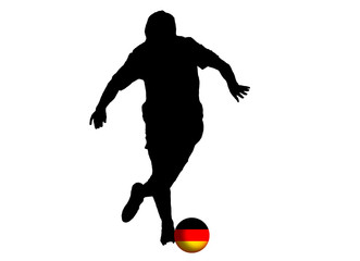 Player  soccer alemania