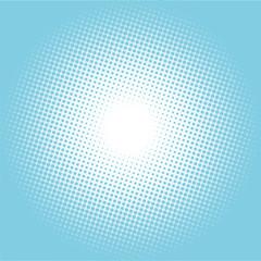 halftone vector illustration background