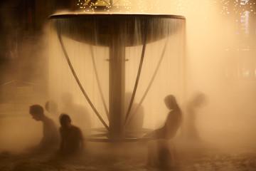Thermal aqua park