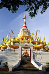 Sacred sanctuary,Songthum Temple, Thailand