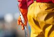 pêche ciré marin poisson port criée