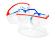 safety glases isolated