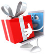 Portable et cadeau