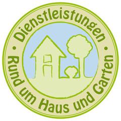 Dienstleistungen - Rund um Haus und Garten