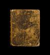 Old antique book