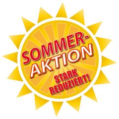 Sommer-Aktion - stark reduziert