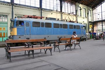 Treno -Budapest