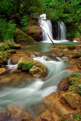 Waterfall , Tak , Thailand