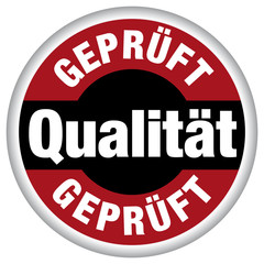 Qualität - geprüft