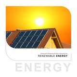 renewable energy - solar poster
