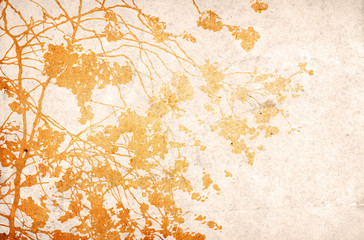 floral style textures with space for text or image