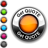 Get quote button. poster