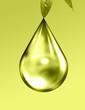 Wassertropfen nach dem Regen