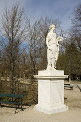 Statue at Park
