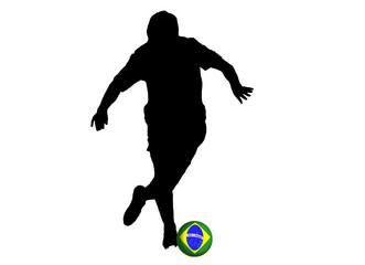 Brazil football player