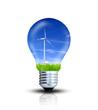 Kreative Umsetzung: Windkraft