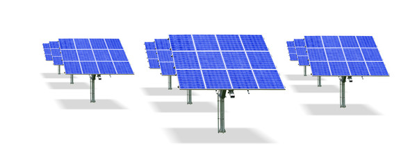 Umweltfreundliche Solartechnik