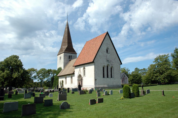 Church on Gotland