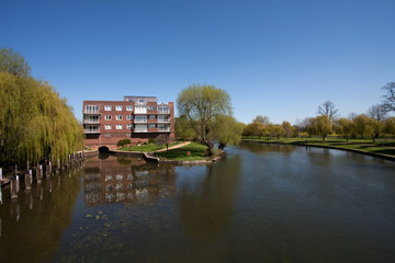 Lucys Mill on the River Avon