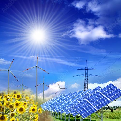 Klimaschutz und Energiegewinnung
