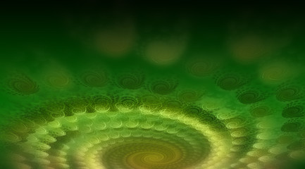 Fade green, abstract nature  background for creative design