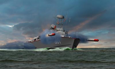 Torpedoschnellboot