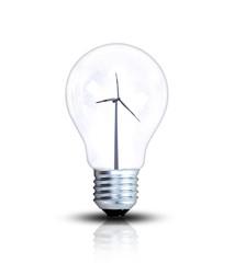 Ideenumsetzung - Windenergie