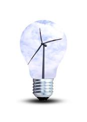 Ideenumsetzung - Saubere Energie - Windkraft