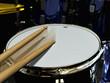 Leinwanddruck Bild - drumming