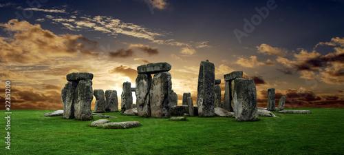 Canvas Rudnes Stonehenge