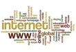 Internet - Word Cloud