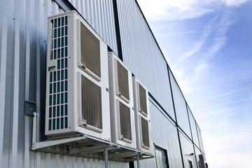 climatiseurs entrepôt