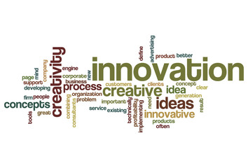 Innovation - Word Cloud