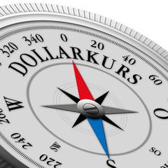 Kompass_Dollarkurs