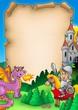 Fairy tale parchment 1