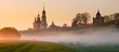 Morning fog on Suzdal - 22354480