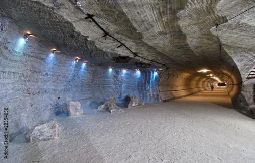 Salt corridor