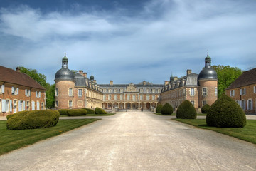 Chateau de Pierre-de-Bresse 02, France