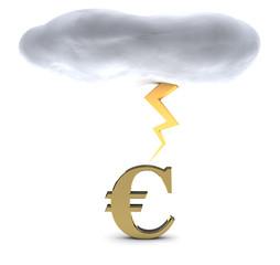 tormenta y euro