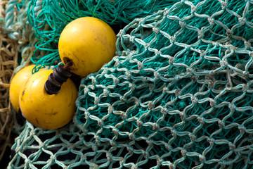 filet pêche pêcheur port bateau poisson marin maille attraper bo