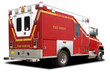 Abulance Fire Rescue Truck