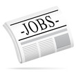 Jobs advertisement newspaper
